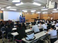 2013年度・第4回長野県中学校科学・技術系部活交流会の様子