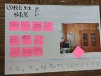 諏訪市立高島小学校公開研究会「ものづくり科」